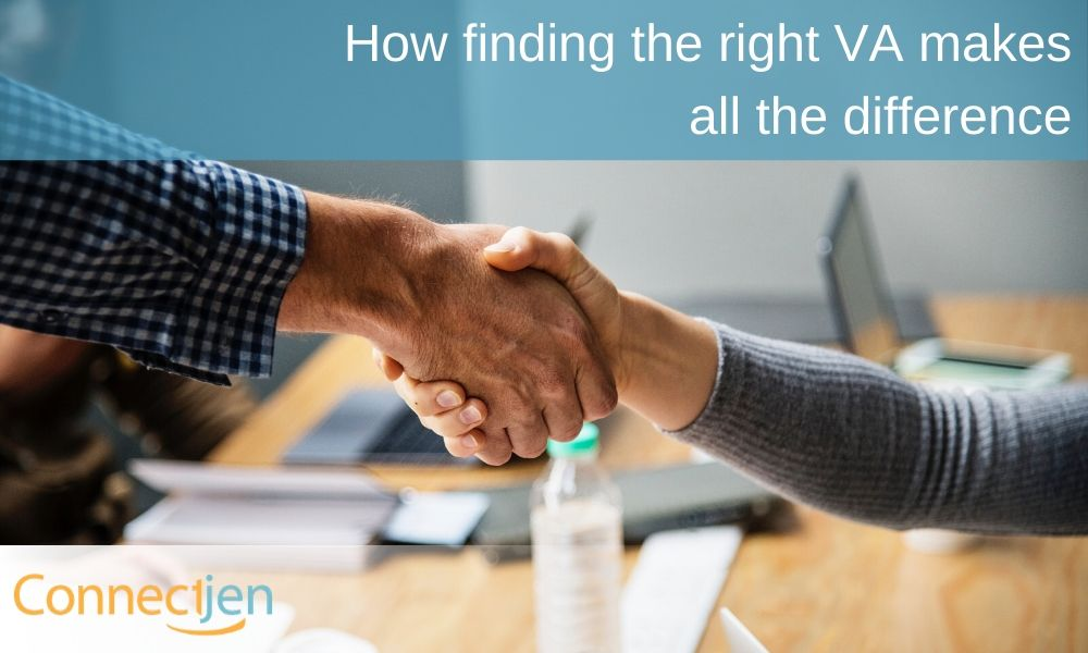 How finding the right VA makes all the difference
